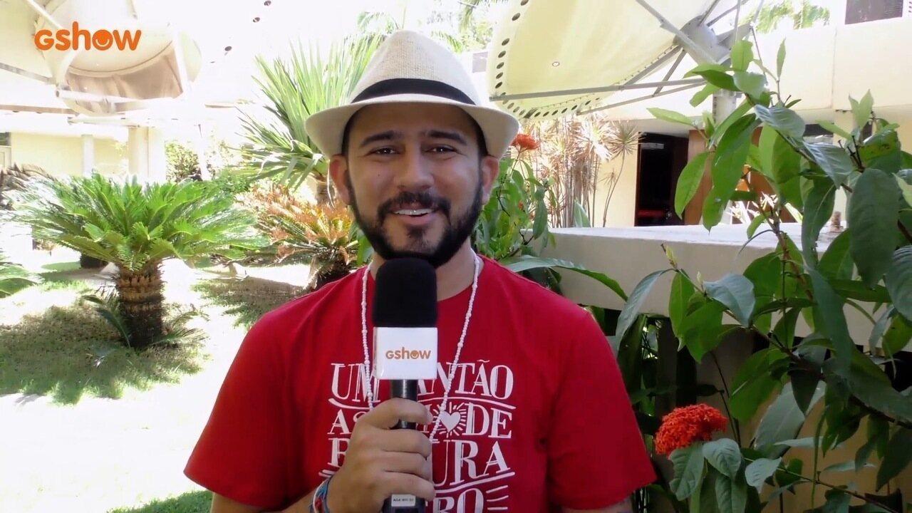 Bráulio Bessa convida cearenses para evento de lançamento de sua coleção de produtos neste domingo (7)
