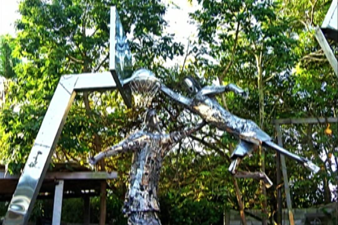 8c027e90a Escultura vai homenagear equipe do Mogi Basquete