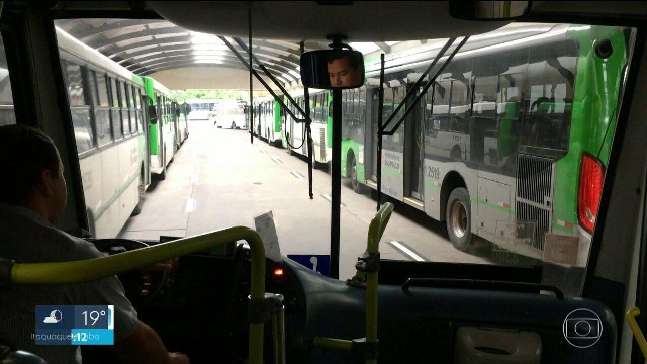 e023e7570435e SP tem ao menos 340 ônibus com mais de dez anos de circulação