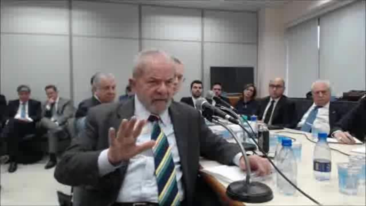 Depoimento de Lula a Moro – vídeo 5