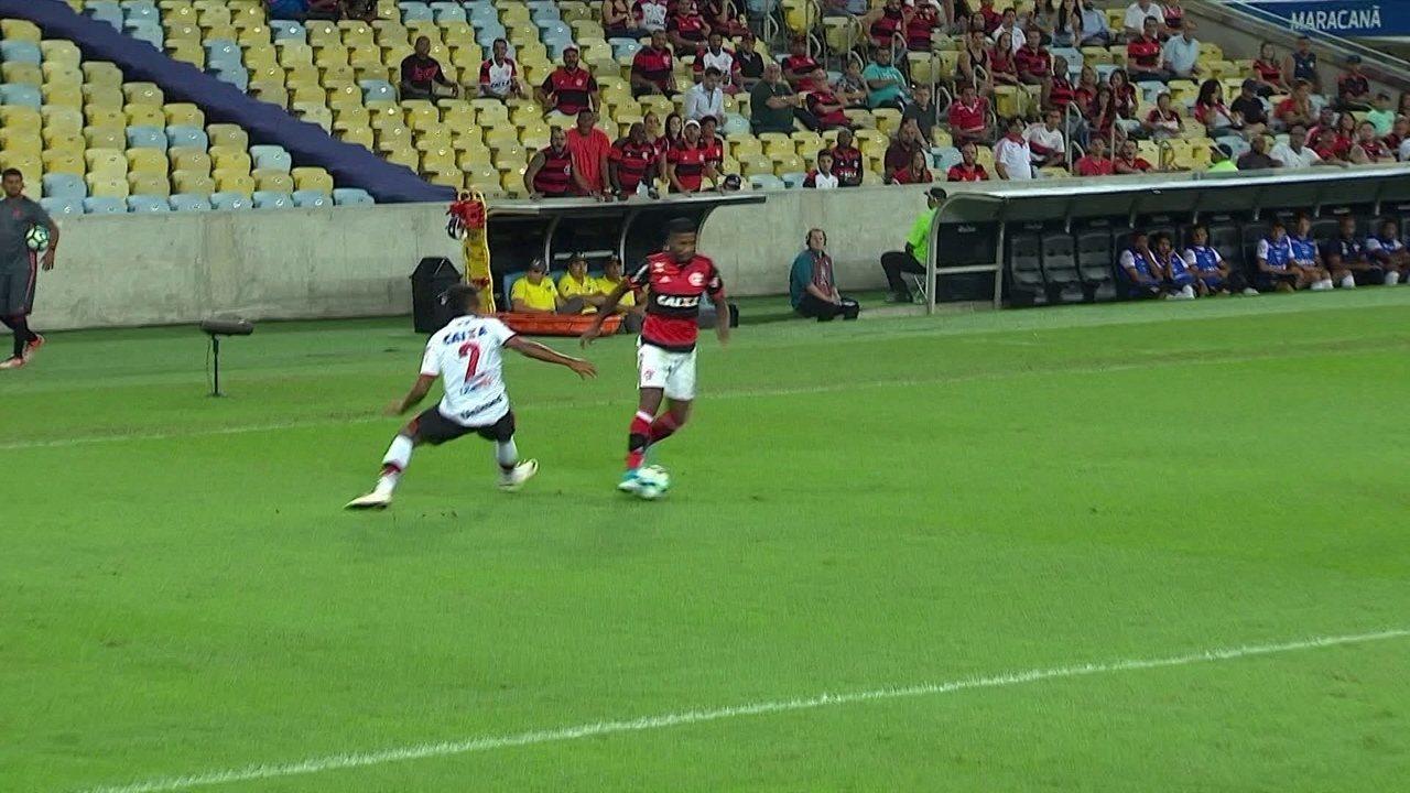 Melhores momentos de Flamengo 0 x 0 Atlético-GO pelas oitavas de final da Copa do Brasil