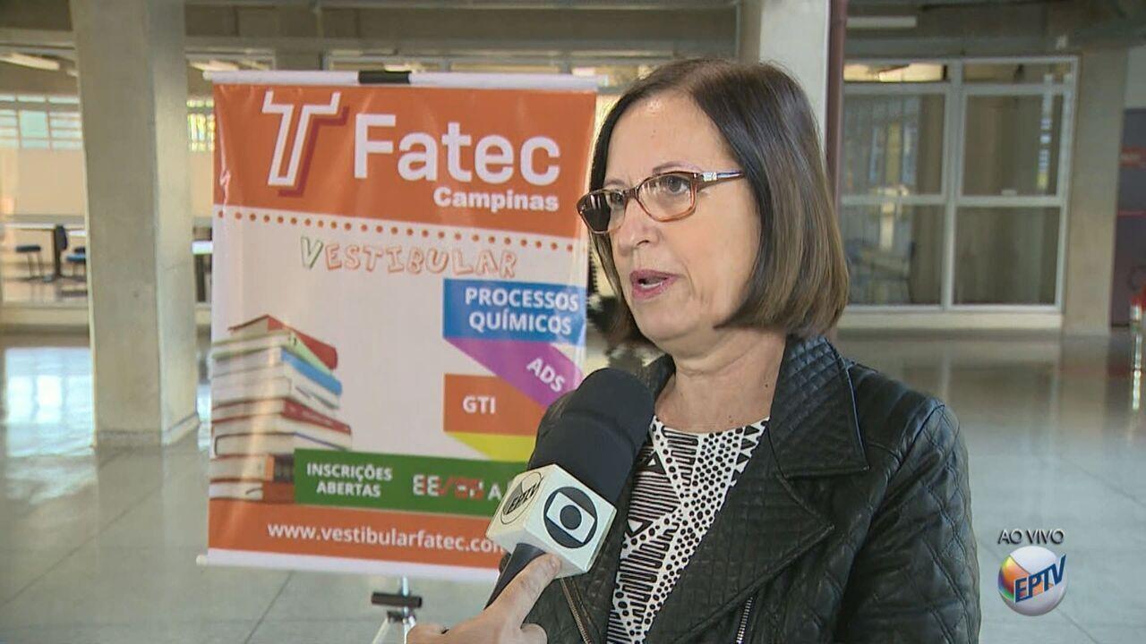 Fatecs da região abrem inscrições para vestibular do segundo semestre de 2017