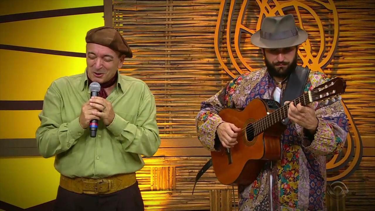 Confira as atrações do 'Galpão Crioulo' deste domingo (14)