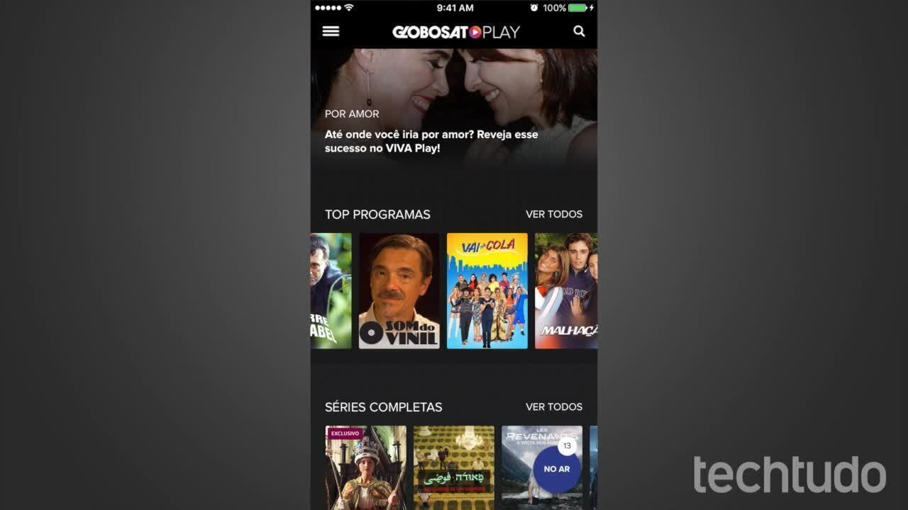 Cinco aplicativos para assistir a filmes e séries