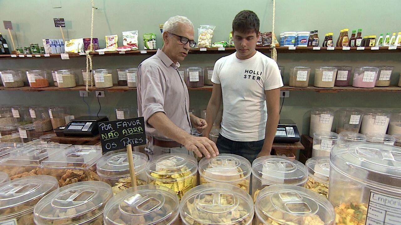 Pequenas Empresas   Grandes Negócios   Especialistas dão dicas de como  investir em loja de produtos naturais   Globoplay 1eee2865c6