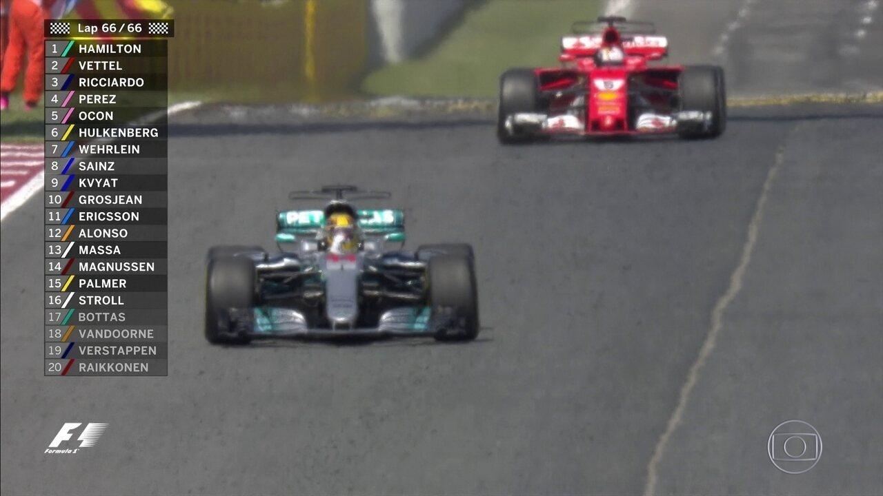 Melhores momentos: do GP da Espanha