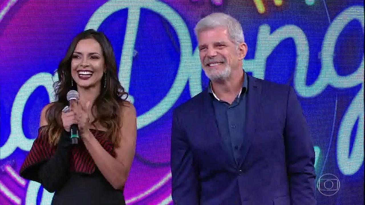 Letícia Lima e Paulinho Serra enfrentam Raul Gazolla e Michelle Martins no 'Ding Dong'