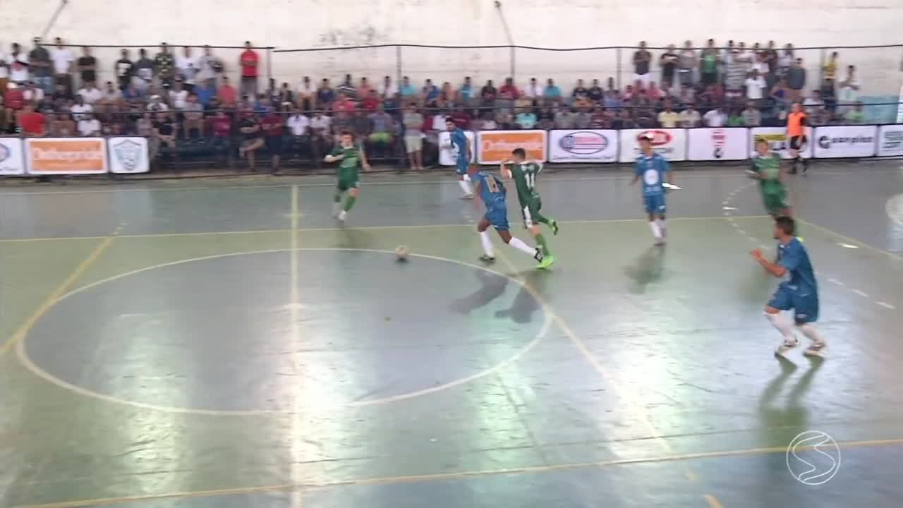 Três Rios arranca empate contra Paulo de Frontin pela Copa Rio Sul de Futsal a81e322897455