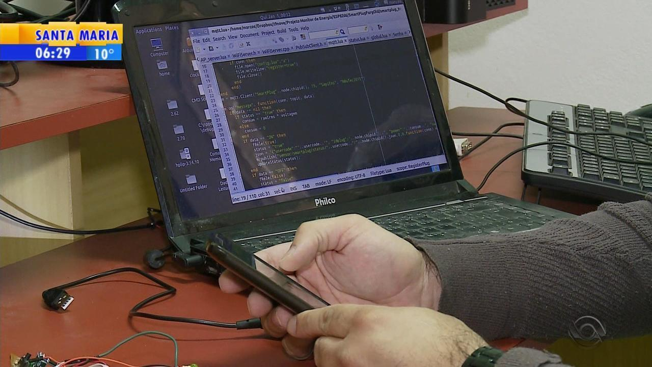 Estudo da Furg busca formas de reduzir o consumo de energia elétrica