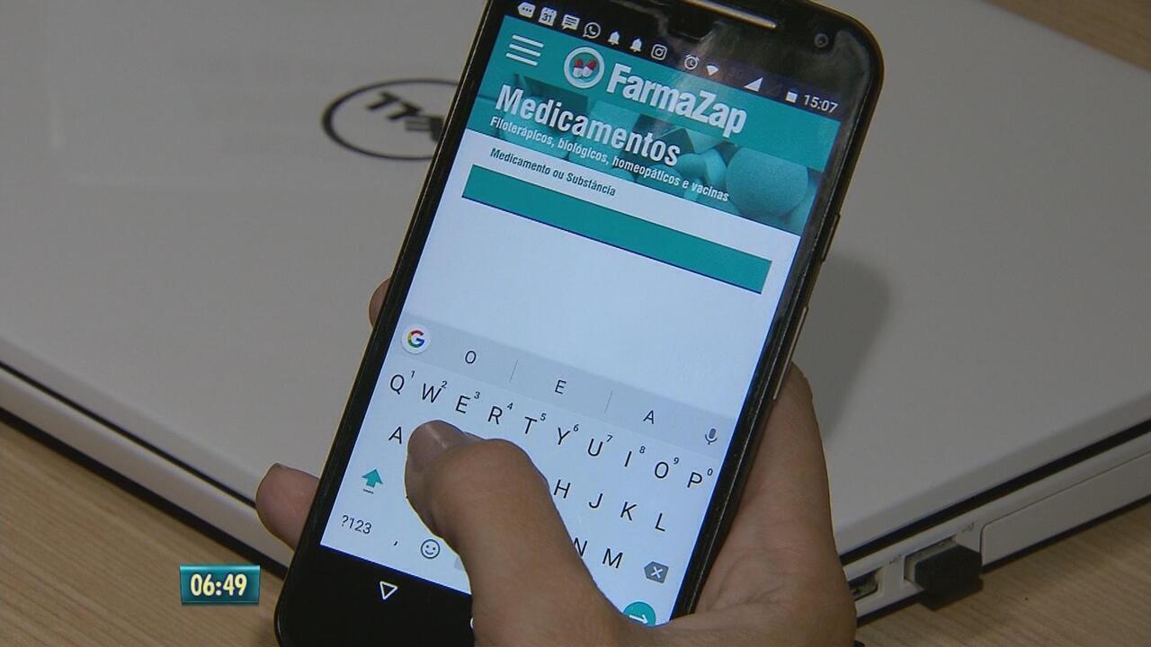 Novo aplicativo ajuda a encontrar preços mais baixos em farmácias no Recife