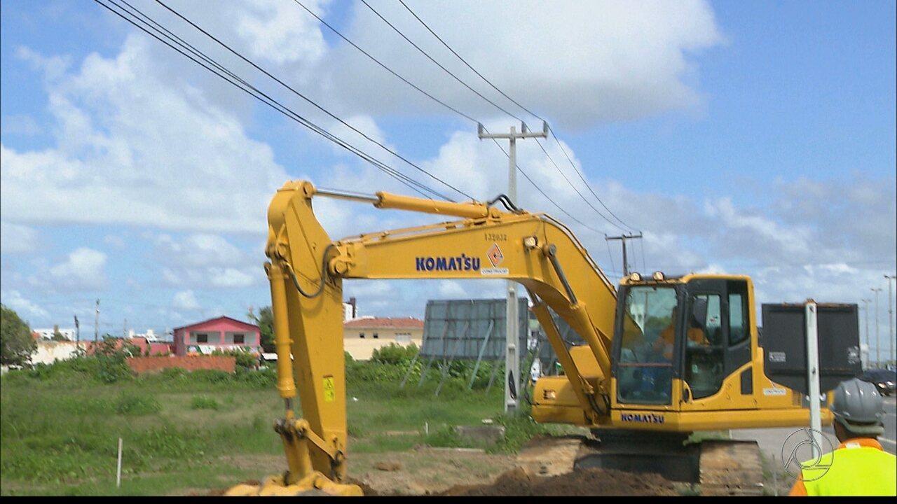 Crea encontra riscos de acidentes nas obras da terceira faixa na BR-230 na Paraíba