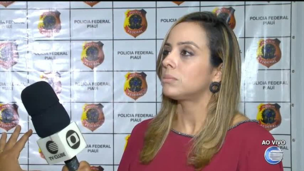 Polícia cumpre mandados de prisão de envolvidos com assaltos aos correios no interior