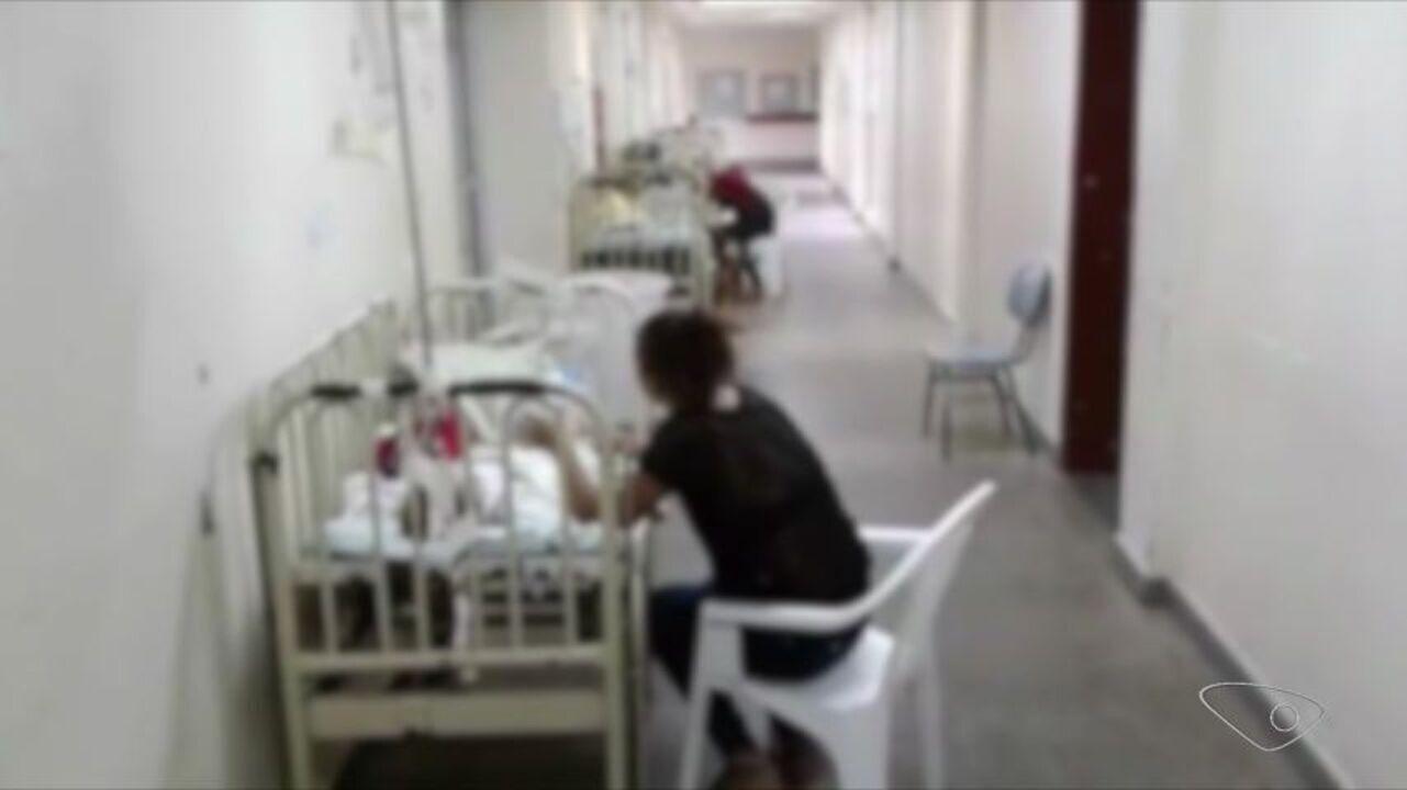 Hospital Infantil de Vila Velha não tem socorrista nos finais de semana, diz sindicato