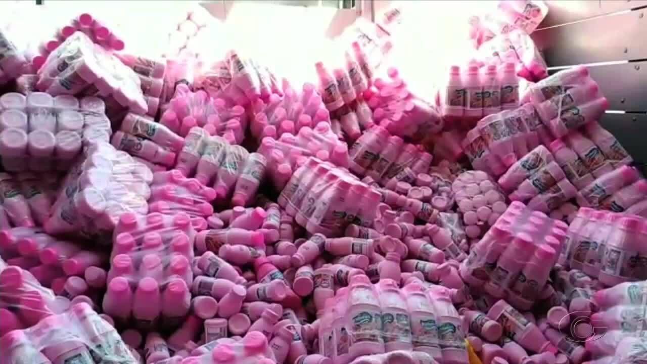 Fábrica de iogurte é interditada e tem produtos apreendidos em Arapiraca