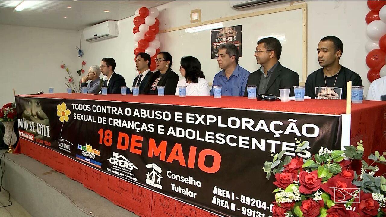 Semana de enfrentamento da violência contra crianças tem início em Imperatriz