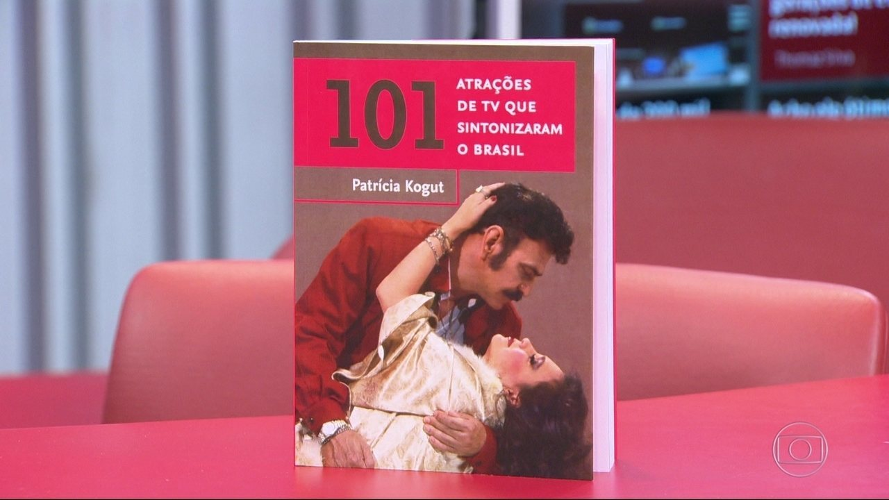Jornalista Patrícia Kogut relembra produções icônicas da TV em livro