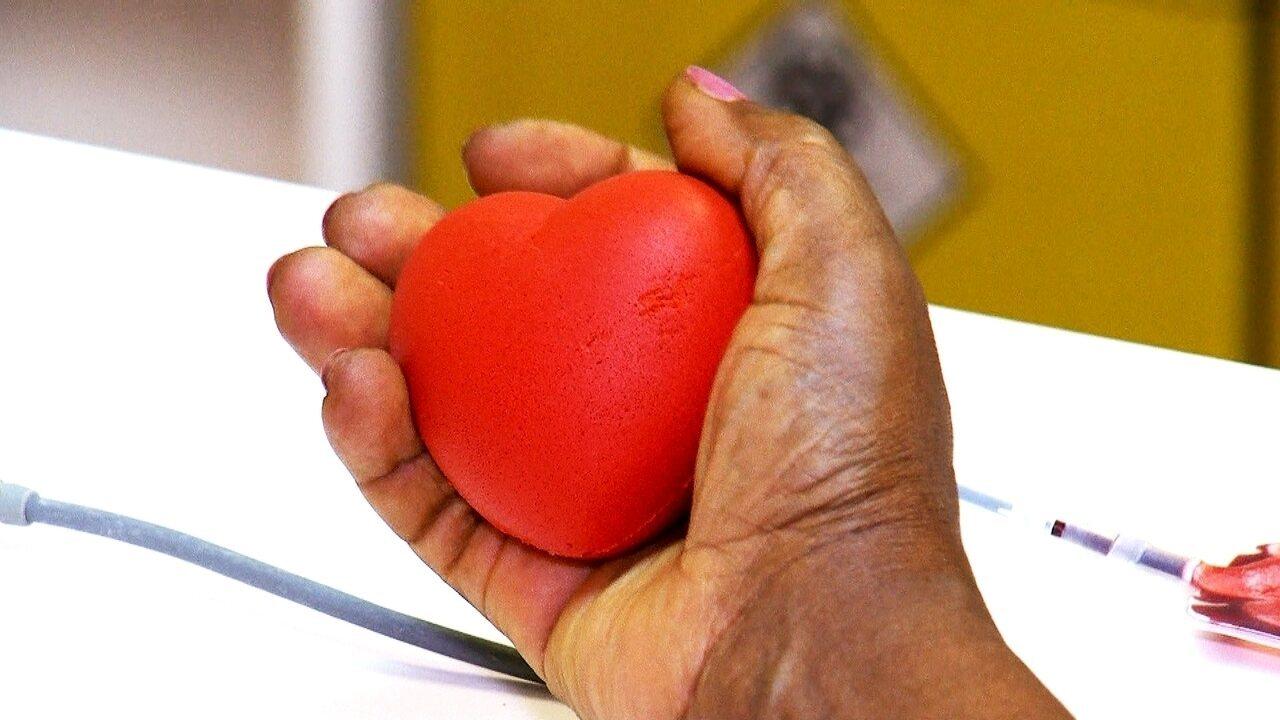 TV TEM exibe campanha 'Dê o sangue para salvar uma vida!'