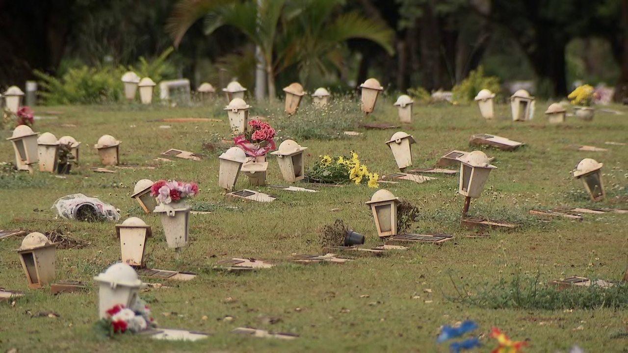 GDF decide enviar projeto para autorizar cemitérios particulares no DF