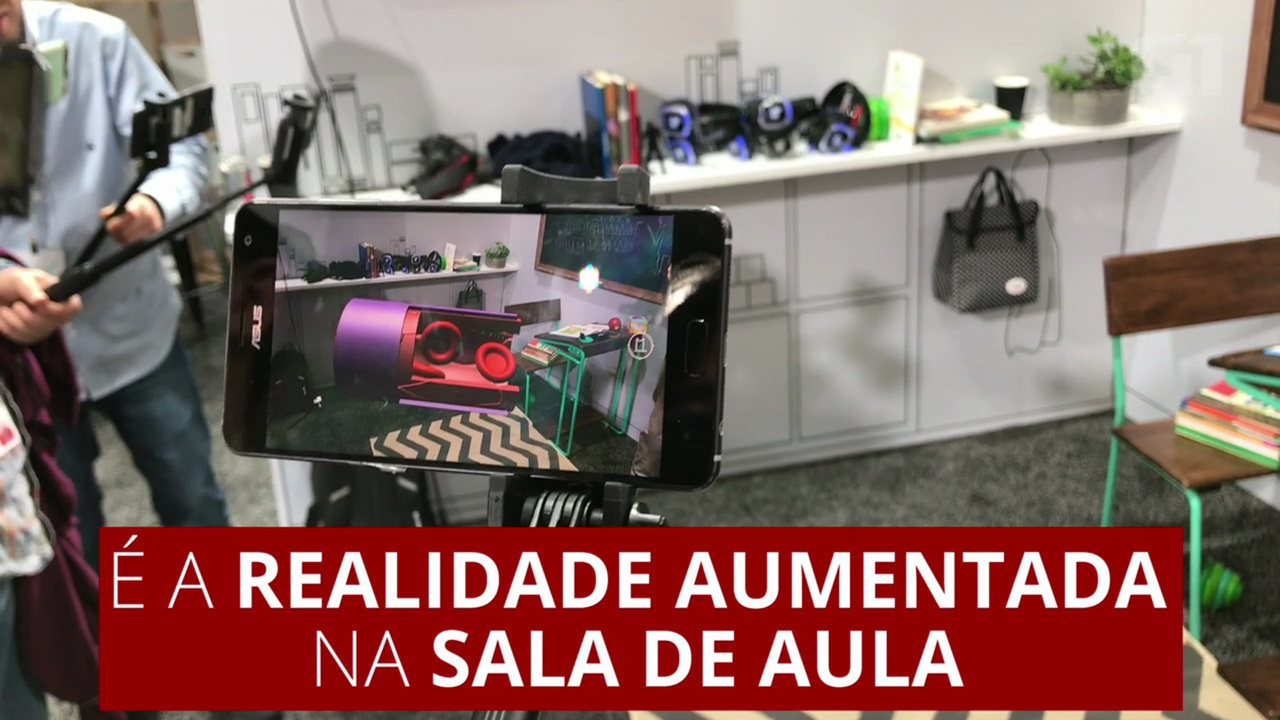 Google cria tecnologia de realidade virtual para experiências nas escolas