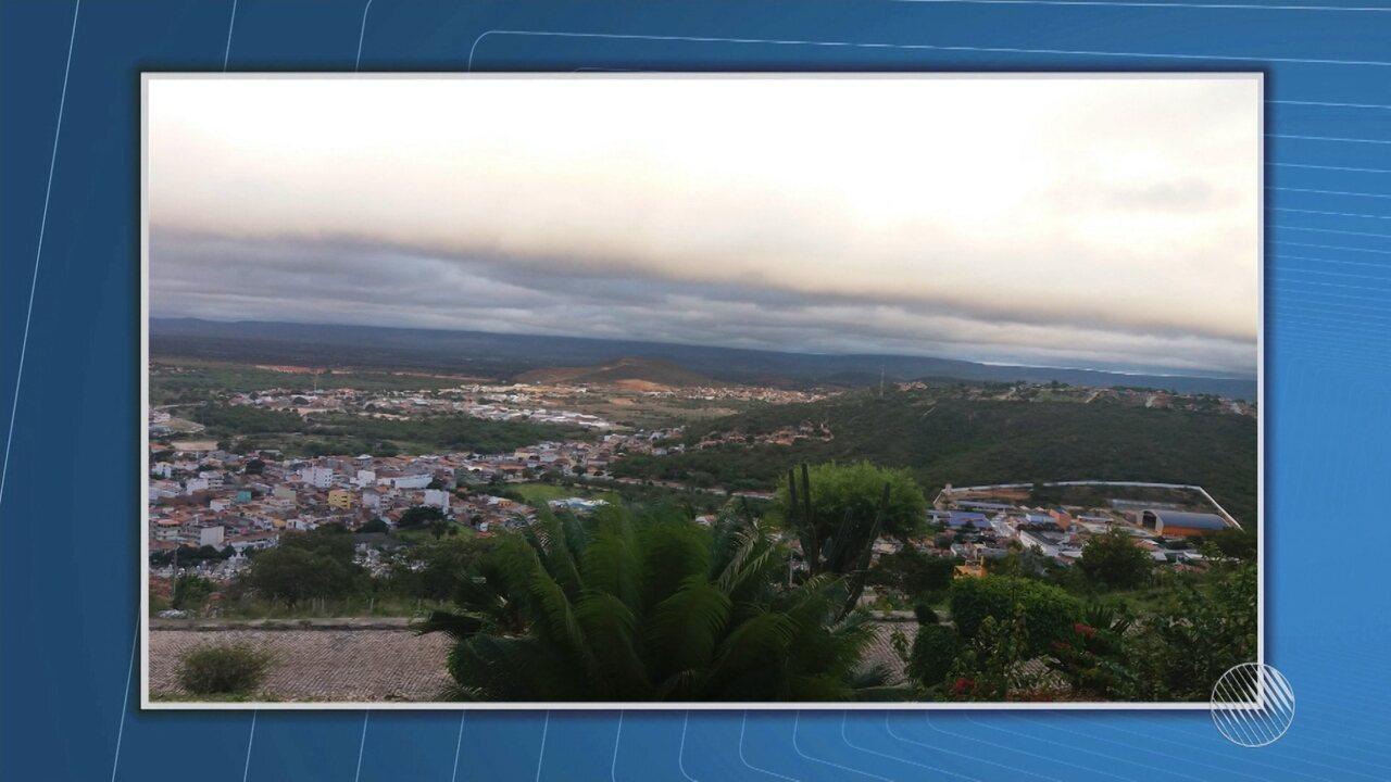 Confira a previsão do tempo desta sexta-feira (19); veja também as fotos do amanhecer