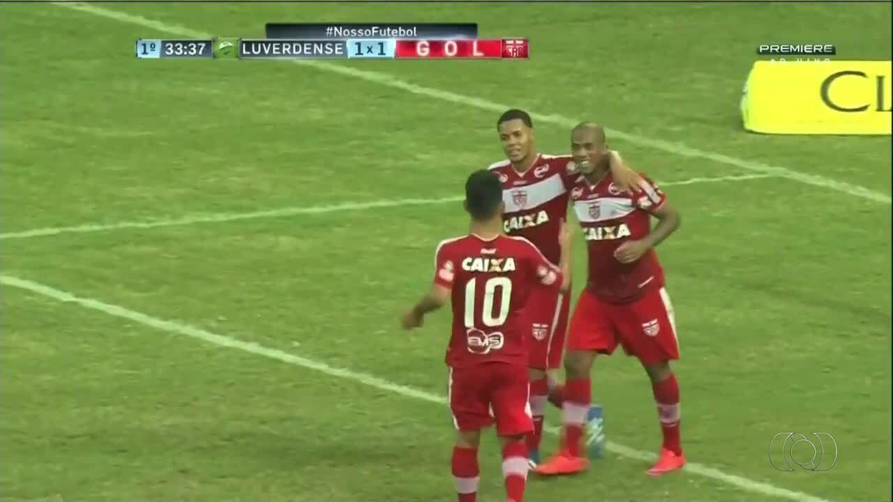 Contra o Luverdense, Maílson marca na Série B pelo CRB