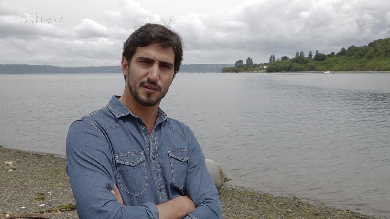 Renato Góes define relação entre Renato e Rimena