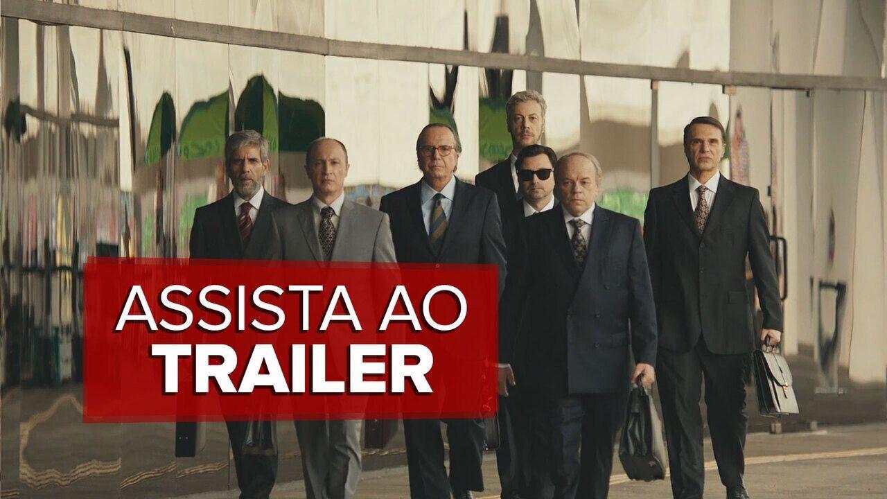 Assista ao trailer de 'Real - O plano por trás da história'
