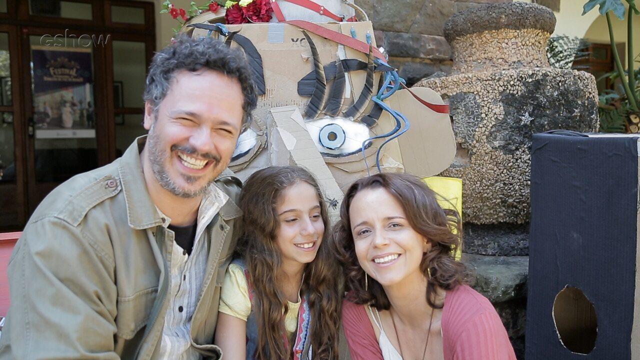 Confira os bastidores do Festival de Bonecos em Foz do Iguaçu