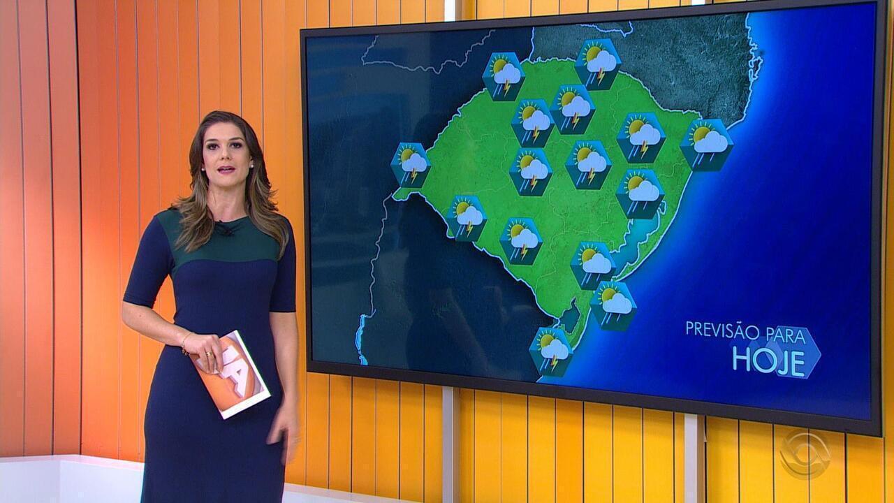Tempo: municípios avaliam prejuízos após estragos causados pela chuva no RS