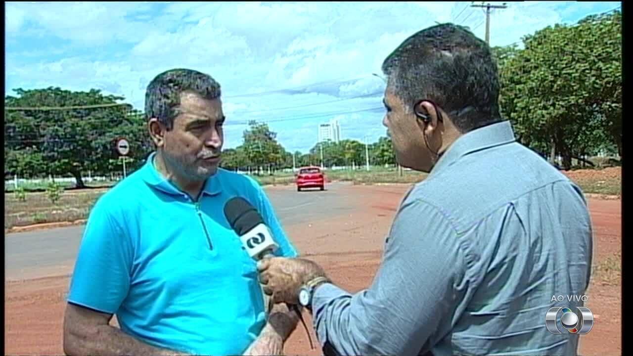 3cf6d8bd2d663 Moradores cobram conclusão de obras de pavimentação em avenidas do sul de  Palmas