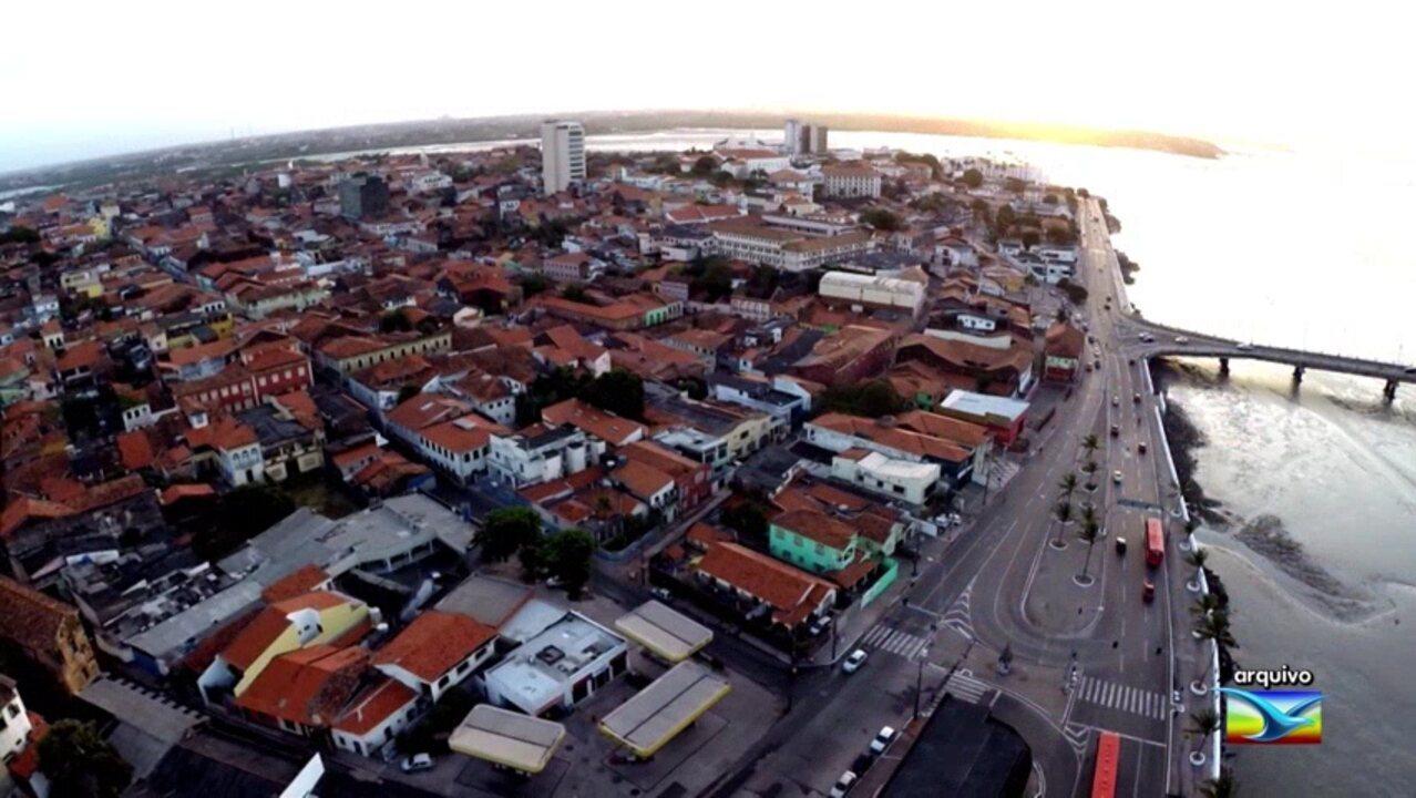 Toada 'São Luís, Minha Ilha!' de autoria de Eulálio Figueredo e Canário.