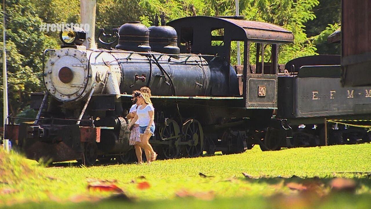 AMAZÔNIA REVISTA: Conheça o complexo da Estrada de Ferro Madeira Mamoré