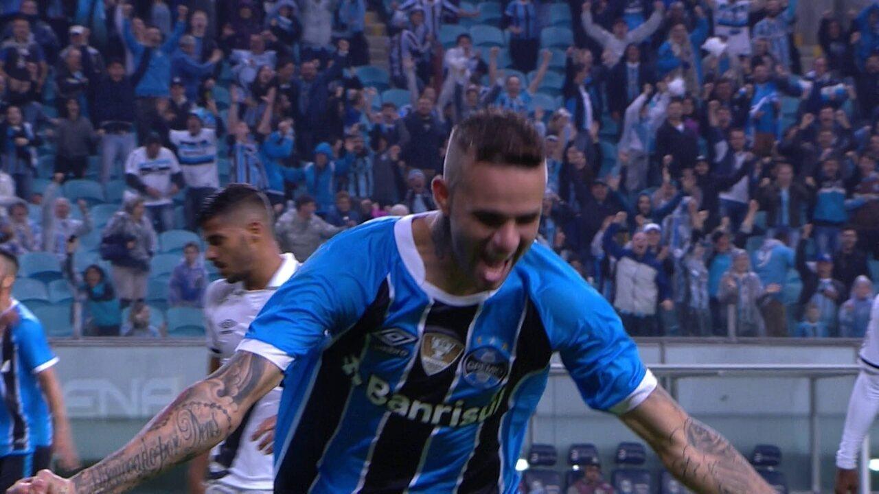 Melhores momentos de Grêmio 2 x 0 Vasco pela 4ª rodada do Campeonato Brasileiro