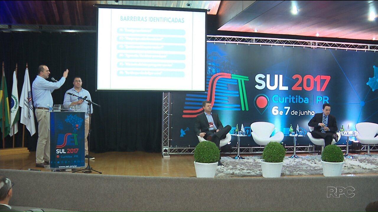 Confira a matéria do Paraná TV 2ª edição, sobre o evento