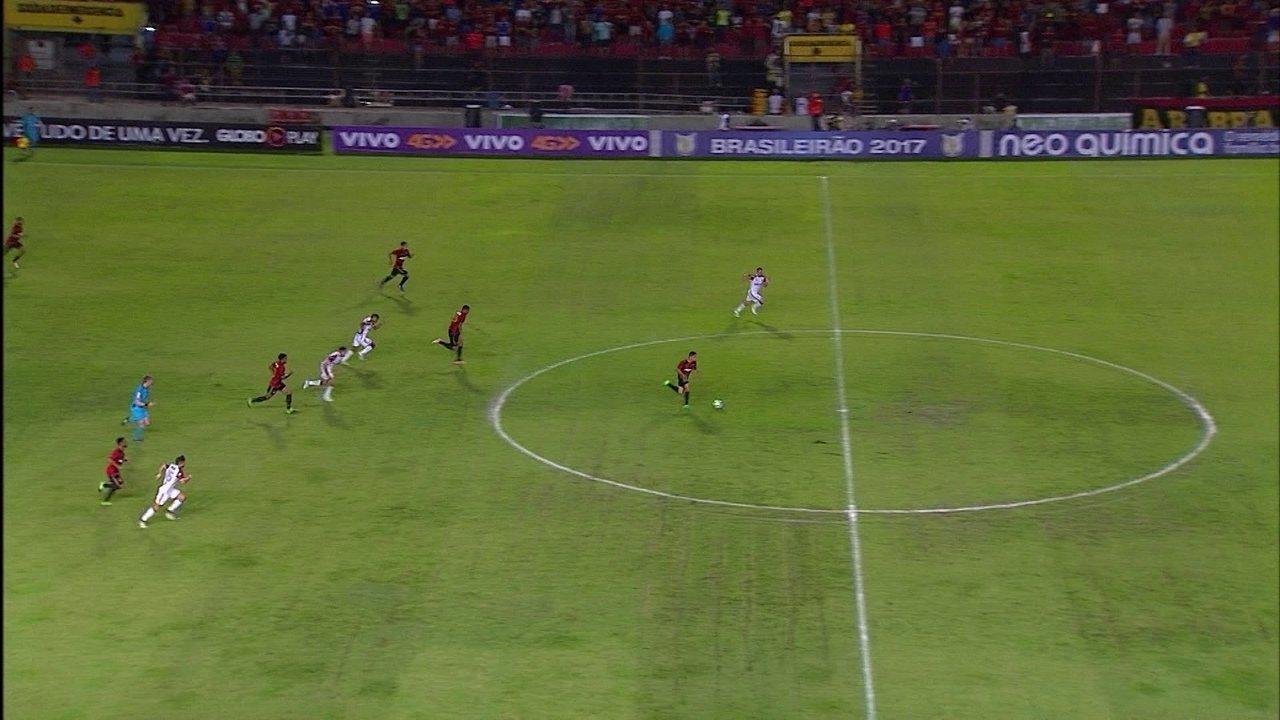 Melhores momentos de Sport 2 x 0 Flamengo pela 5ª rodada do Campeonato Brasileiro
