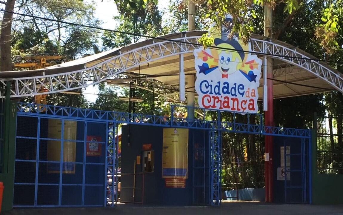 Cidade da Criança tem 48 anos, mas deixa de ser cartão de visita de São Bernardo do Campo