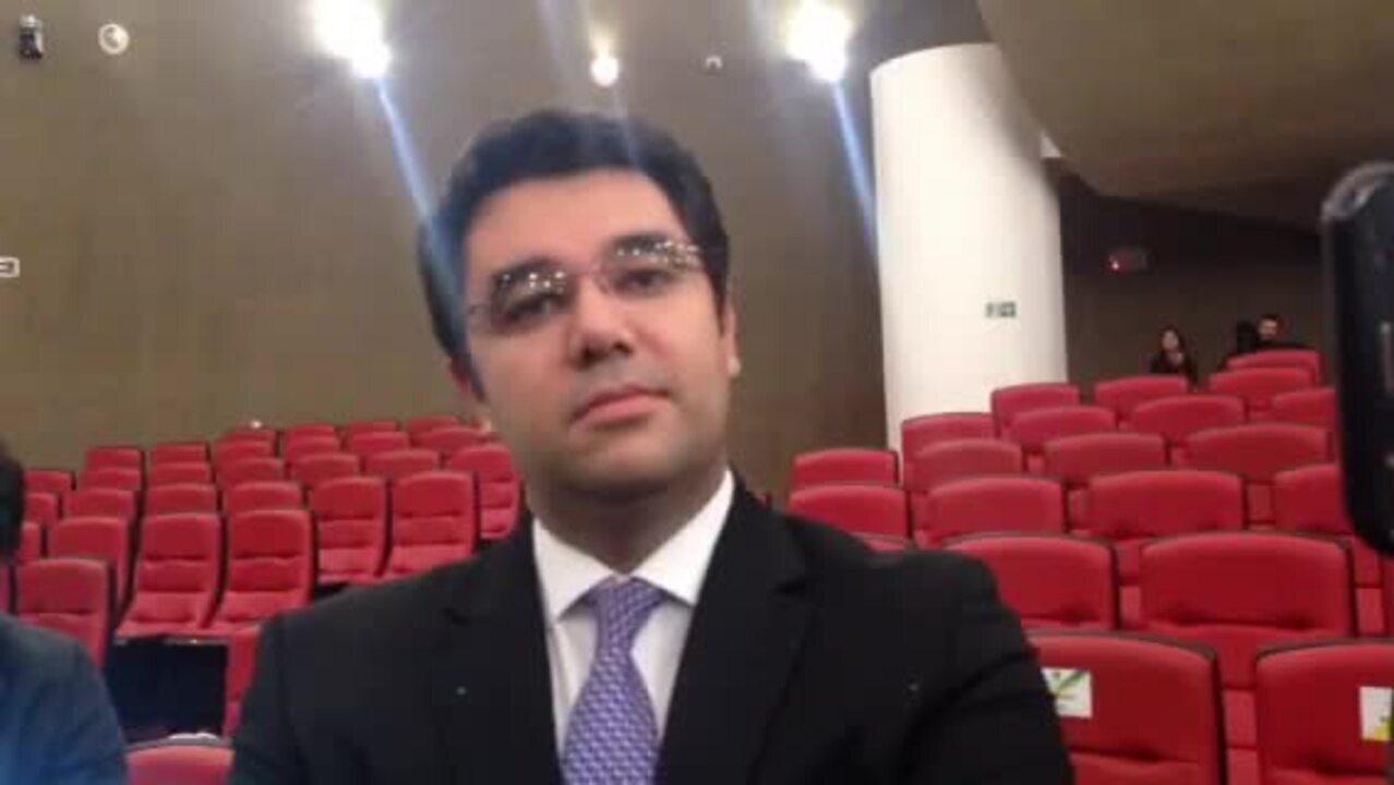 Advogado de Temer, Gustavo Gudes, comenta decisão do TSE