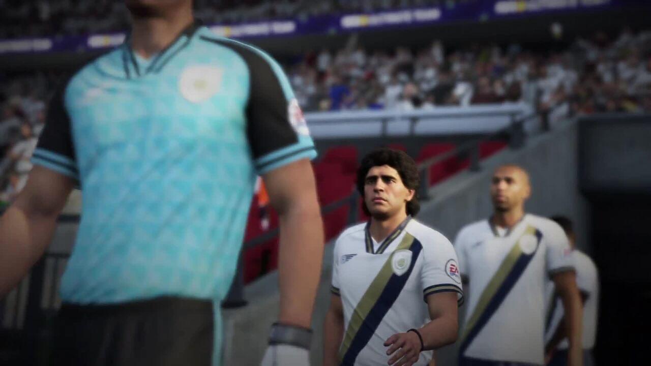 Fifa 18 - Trailer mostra Ronaldo Fenônomeno, Pelé, Maradona e outras lendas