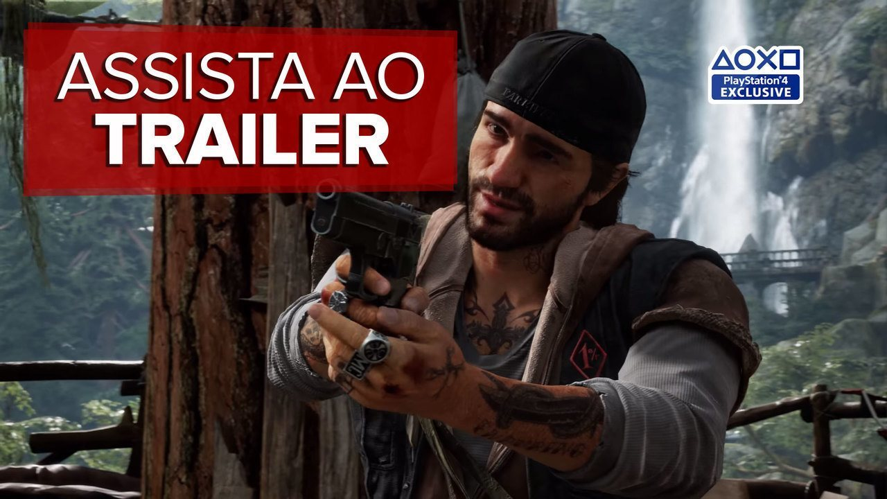 Assista ao trailer de 'Days gone'