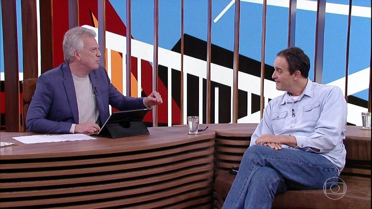 Bial e Marcel conversam sobre reportagem do New York Times sobre vitória brasileira