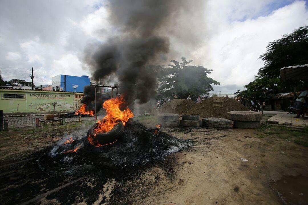 Moradores protestam contra ordem de reintegração de posse em União dos  Palmares cdc9fef1e1