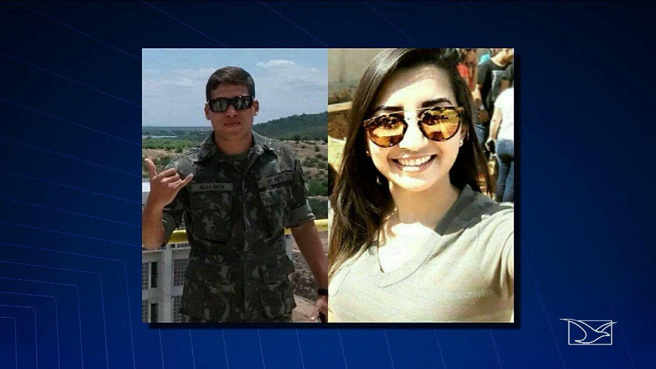 Estudante morta pelo namorado no Piauí vai ser enterrada no Maranhão