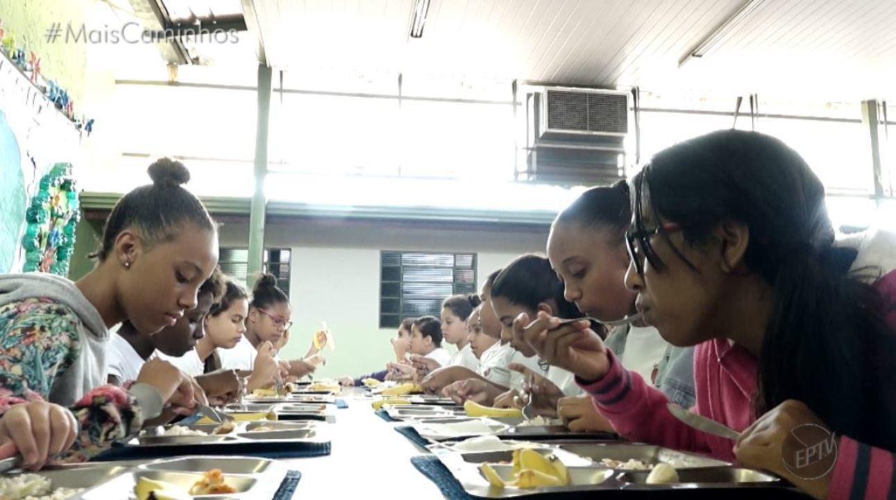 Banco de alimentos da CEASA, em Campinas (SP) é referência nacional