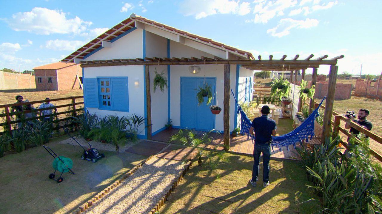 Veja como ficou a casa de Danilo no 'Lar Doce Lar'