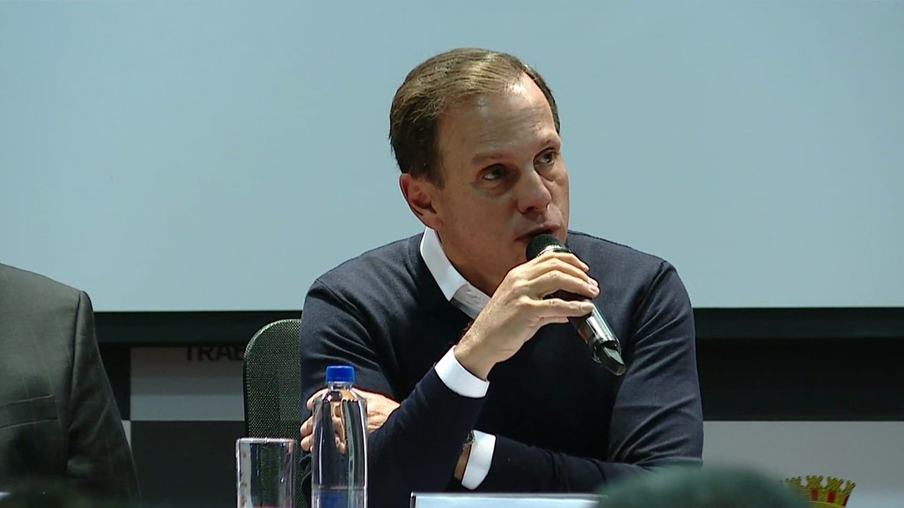 João Doria afirma que novas operações serão feitas e que a Cracolândia vai acabar