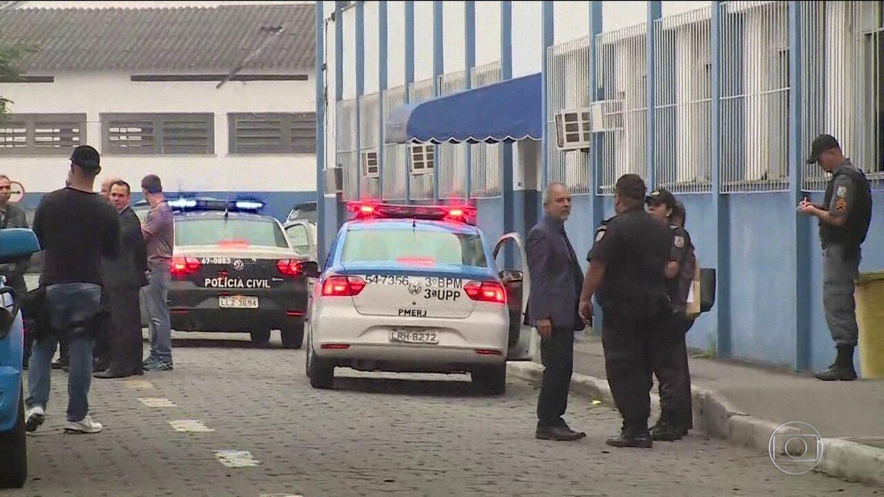 Polícia Civil faz maior operação contra corrupção policial na história do Rio