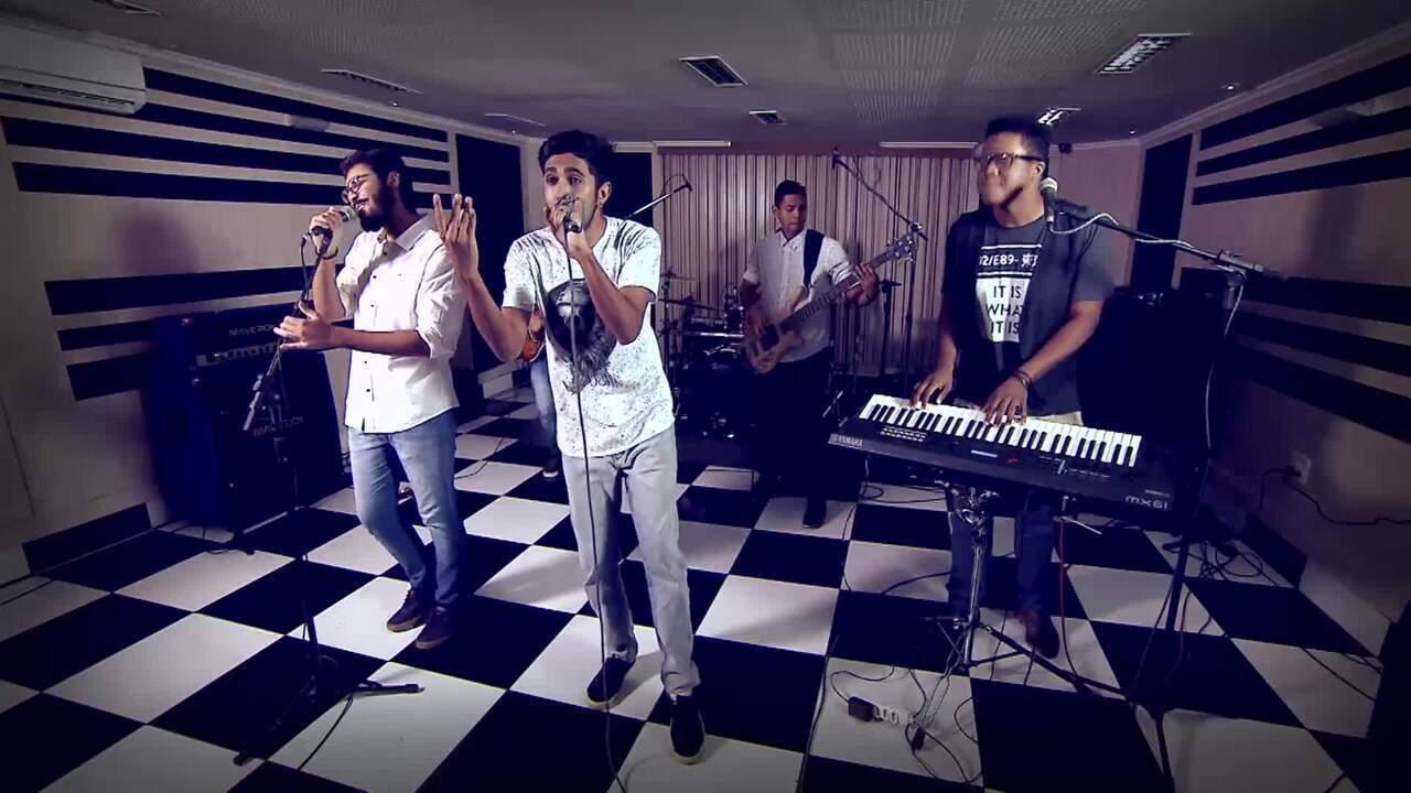 Conheça a banda Trinato, vencedora escolhida pelo juri do concurso Brasília Independente
