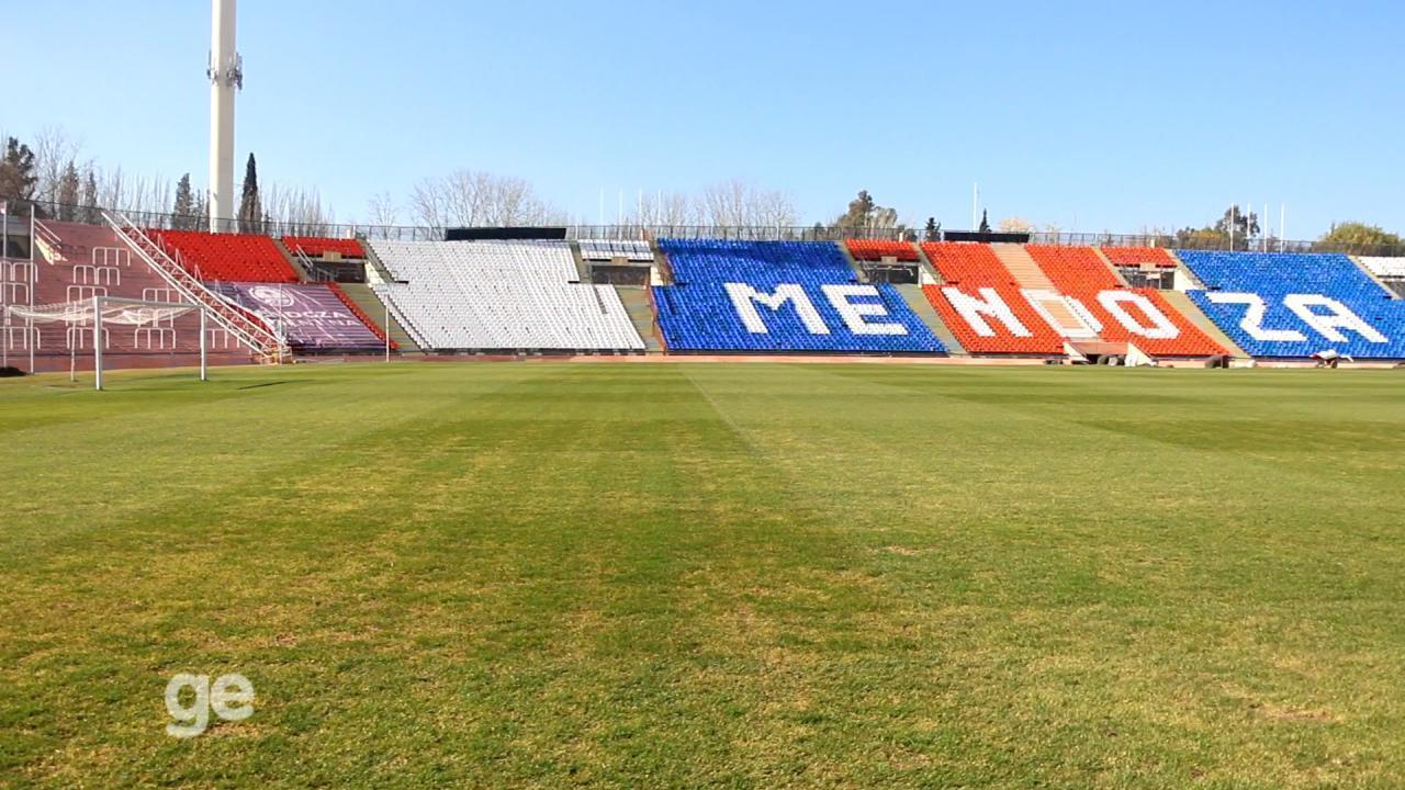 Conheça o Estádio Malvinas Argentinas, palco do duelo entre Godoy e Grêmio
