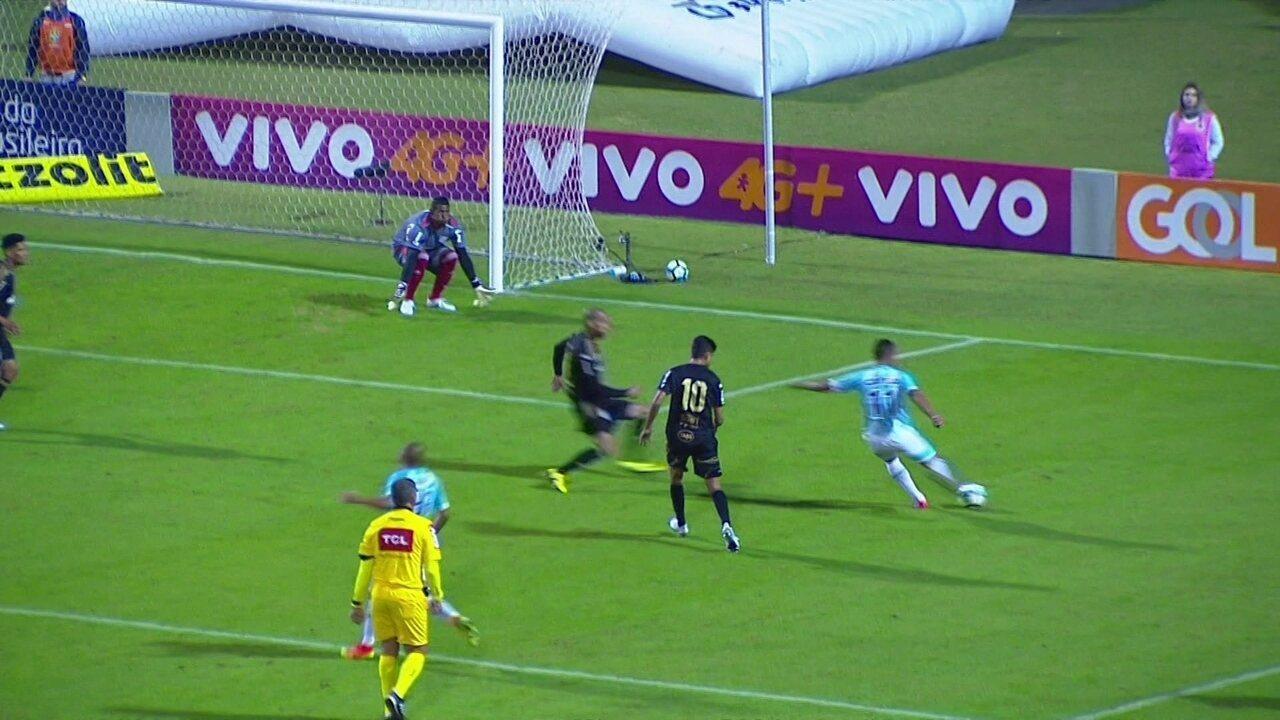 Os melhores momentos de Avaí 0 x 0 Ponte Preta pela 11ª rodada do Brasileirão 2017