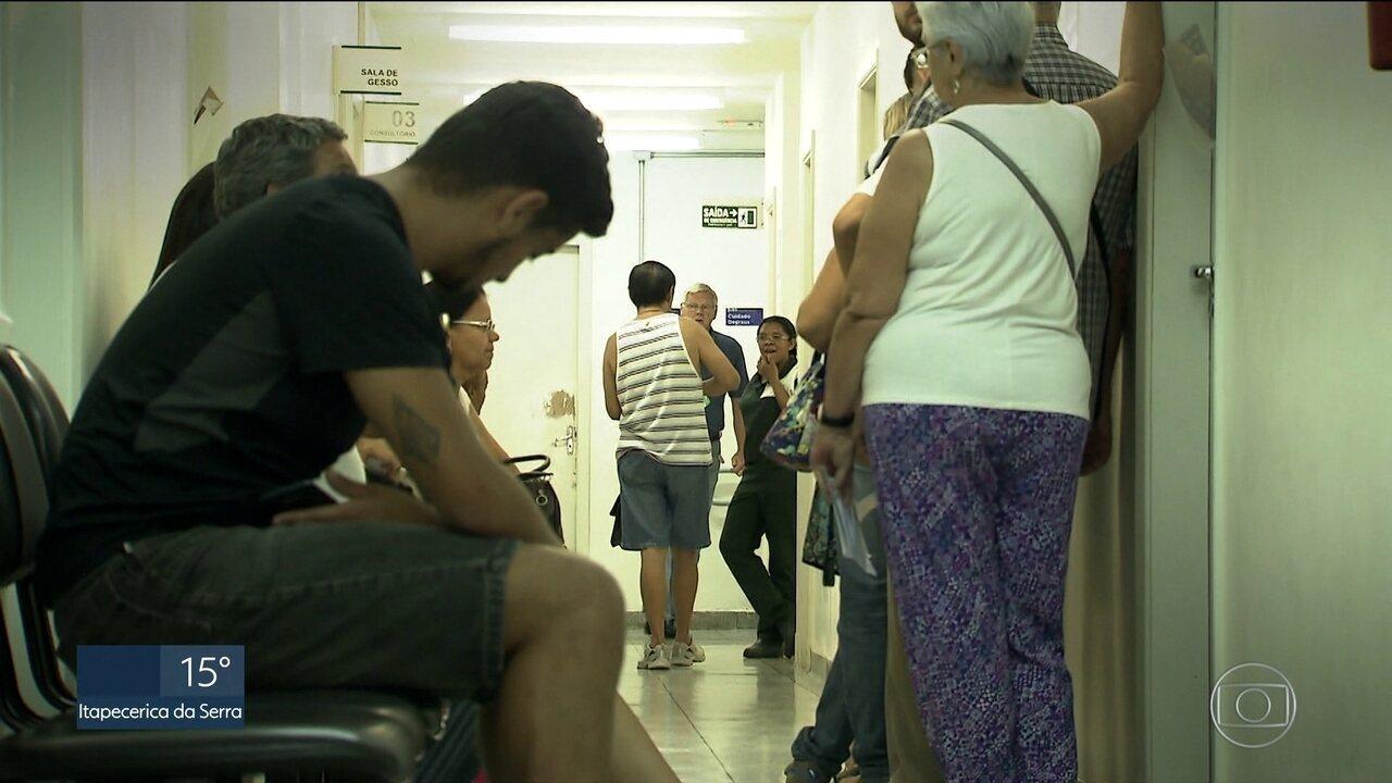 Fila de exames volta a crescer na capital paulista; pendências por consultas estão em alta desde início do mandato tucano
